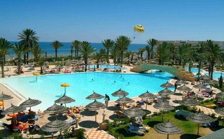 Tunisko, Skanes, letecky na 8 dní all inclusive