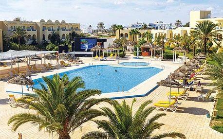 Tunisko, Djerba, letecky na 6 dní all inclusive