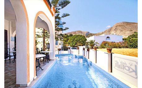 Řecko - Santorini letecky na 8-12 dnů