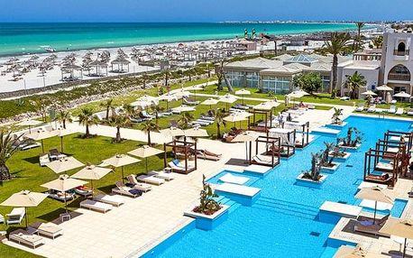 Tunisko, Djerba, letecky na 4 dny all inclusive