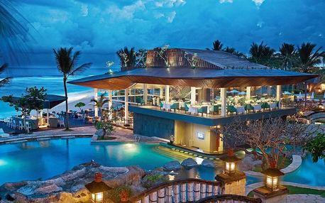 Bali - Nusa Dua Beach na 8 až 10 dní, all inclusive nebo snídaně s dopravou letecky z Prahy