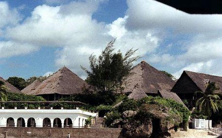 Keňa - Mombasa na 9 dní, polopenze s dopravou letecky z Prahy