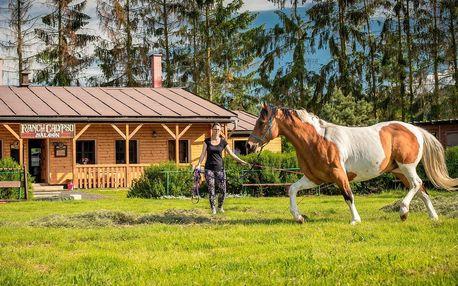 3denní fotokurz: víkend v přírodě s jízdou na koni