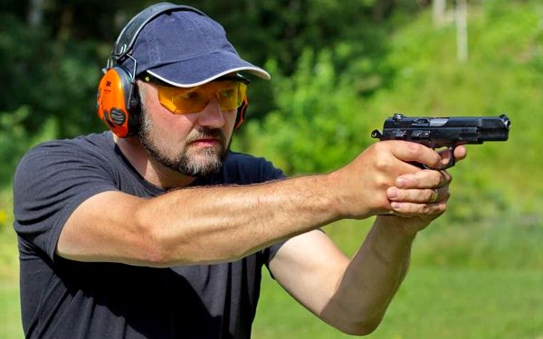 Střelba na střelnici - Velká ráže, velký respekt2
