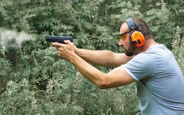 Střelba na střelnici - Velká ráže, velký respekt