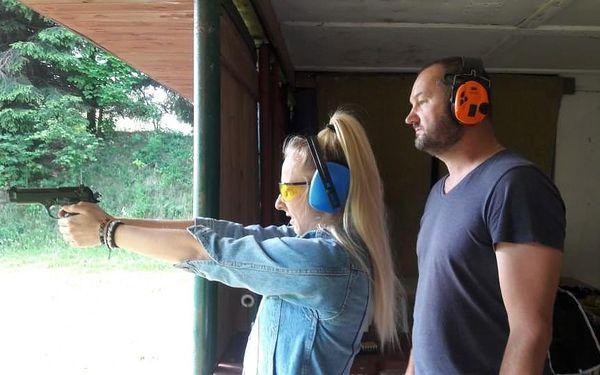 Střelba na střelnici - Velká ráže, velký respekt5