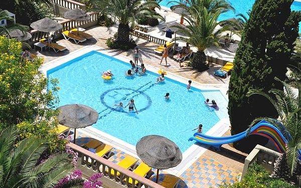 Tunisko - Hammamet na 8 dní, all inclusive s dopravou letecky z Prahy nebo Brna