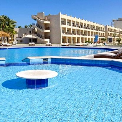 Egypt, Hurghada, letecky na 3 dny all inclusive