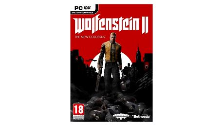 Bethesda PC Wolfenstein II The New Colossus (5055856416623)