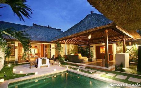 Bali - Nusa Dua Beach na 10 dní, all inclusive, plná penze, polopenze nebo snídaně s dopravou letecky z Prahy