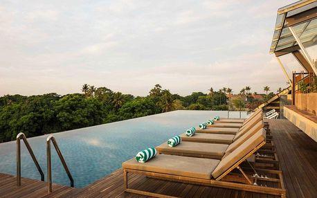 Bali - Sanur na 10 až 13 dní, polopenze nebo snídaně s dopravou letecky z Prahy