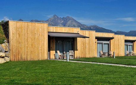 Moderní apartmány pod Tatrami s balíčkem slev