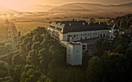 Léto na zámku The Grand Vígľaš **** s wellness