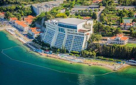 Grand Hotel Bernardin, Slovinsko, Dovolená u moře Slovinsko, Portorož