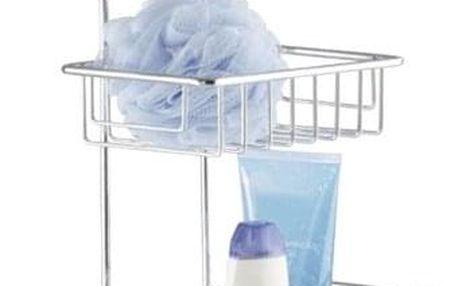 Koupelnová poličkaCADDY MILANO do sprchy, 3 úrovně, WENKO