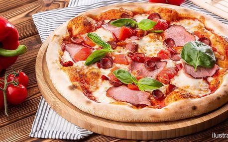 Křupavá pizza: výběr z 6 oblíbených druhů
