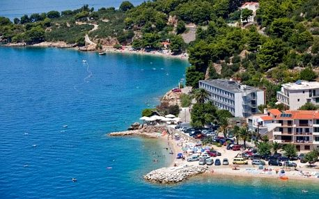 Chorvatsko - Podgora na 8 dnů, polopenze