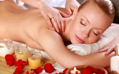 Výběr ze 7 masáží: ruční lymfatická či zdravotní
