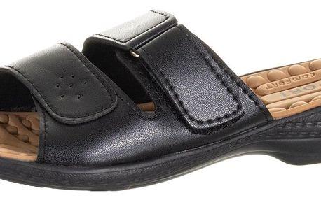 Feixu Soft Dámské pantofle SUN se suchým zipem