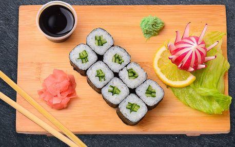 Asijské dobroty: pho, mix gril i sushi sety