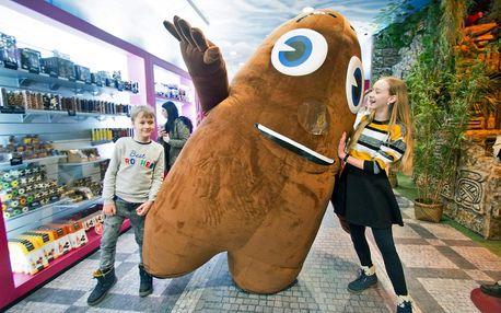 Vstup do Muzea čokolády pro děti i dospělé
