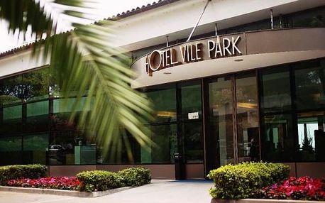 Hotel Vile Park, Slovinsko, Dovolená u moře Slovinsko, Portorož