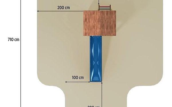 Marimex Dětské hřiště Marimex Play Basic 001 - 116401874
