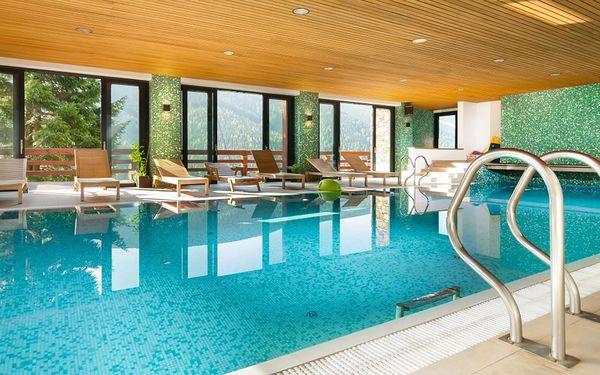 Relax ve Špindlu: vstup do bazénu i jídlo