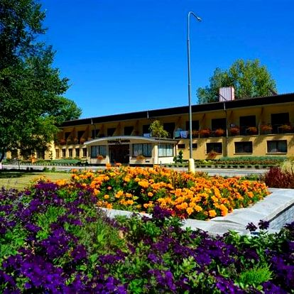 Veľký Meder - Hotely THERMAL VARGA a AQUA, Slovensko
