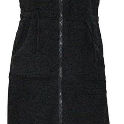 Dámské fleecové šaty Lee Cooper