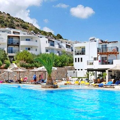 Řecko, Kréta, letecky na 4 dny all inclusive