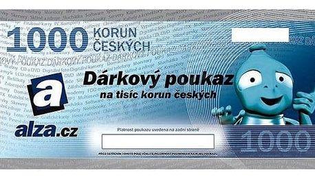 Alza 1000 Kč
