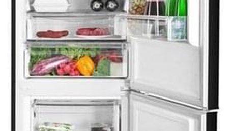 Chladnička s mrazničkou ETA 237490020 černá + DOPRAVA ZDARMA