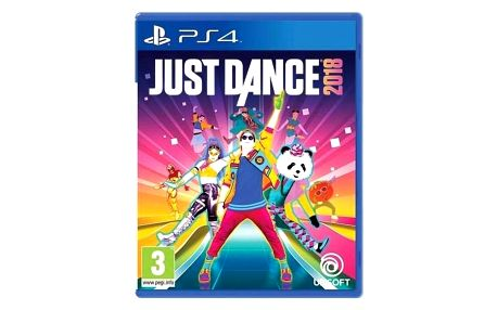 Ubisoft PlayStation 4 Just Dance 2018 (USP403631)
