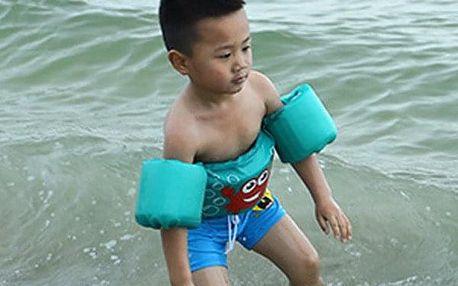 Plavecký pás s rukávky pro děti CVX