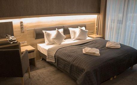 Hotel Jakuszyce 5 km od Harrachova s polopenzí a neomezeným wellness