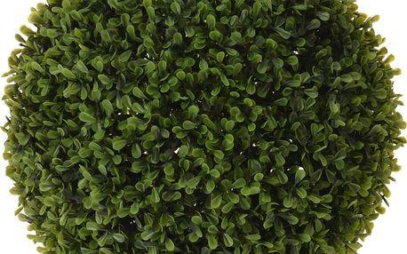 Umělý Buxus zelená, pr. 22 cm, pr. 22 cm