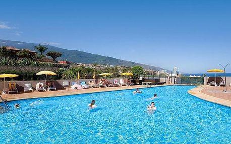 Španělsko - Tenerife letecky na 8-12 dnů, snídaně v ceně