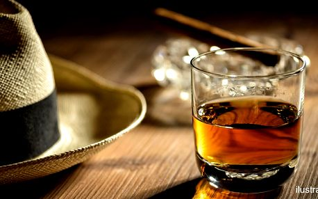 Degustace rumů podle výběru pro 1 i 2 osoby