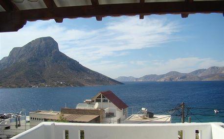 Řecko - Kalymnos letecky na 8-12 dnů