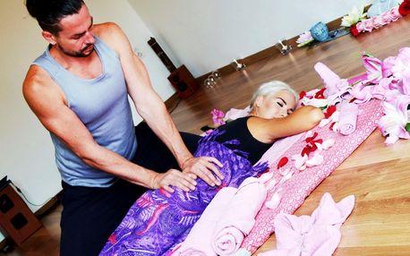 Výběr z 5 masáží: Sportovní i s nádechem tantry