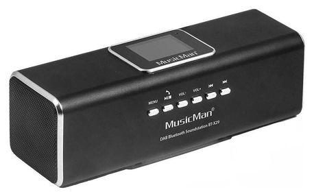 Technaxx BT-X29 a reproduktor MusicMan černý (4663)