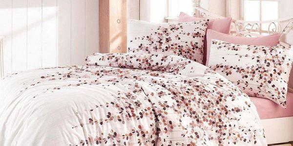 Night in Colours Bavlněné povlečení Time Pink