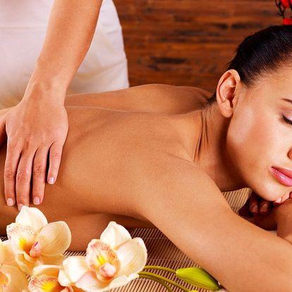 120 minut áyurvédské relaxace: kosmetika a masáž