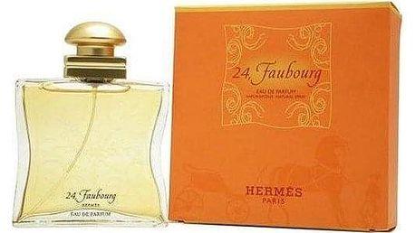 Hermes 24 Faubourg 50 ml parfémovaná voda pro ženy