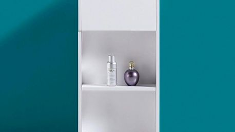 Regál Do Koupelny Bianco