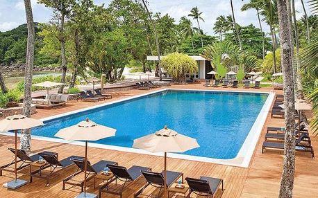 Seychely, Mahé, letecky na 9 dní plná penze