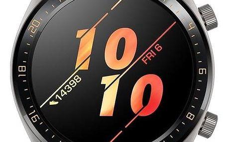 Huawei Watch GT Active oranžové (55023722)