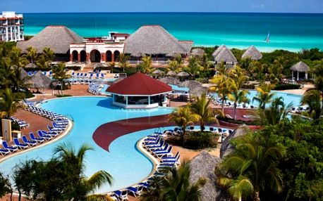Kuba, Cayo Santa Maria, letecky na 12 dní all inclusive