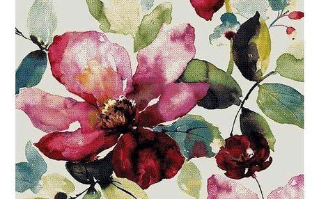 Koberec Tkaný Flower 2